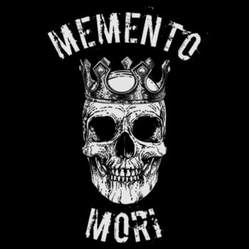 Memento Mori Unisex Super Soft Cotton Design