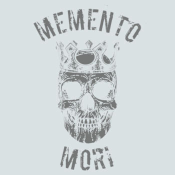 Memento Mori Full Face Gaiter Design
